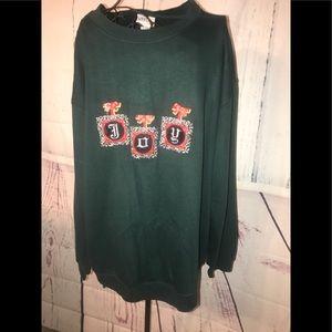 Sweaters - Ugly Christmas Sweater Carreau Size Large